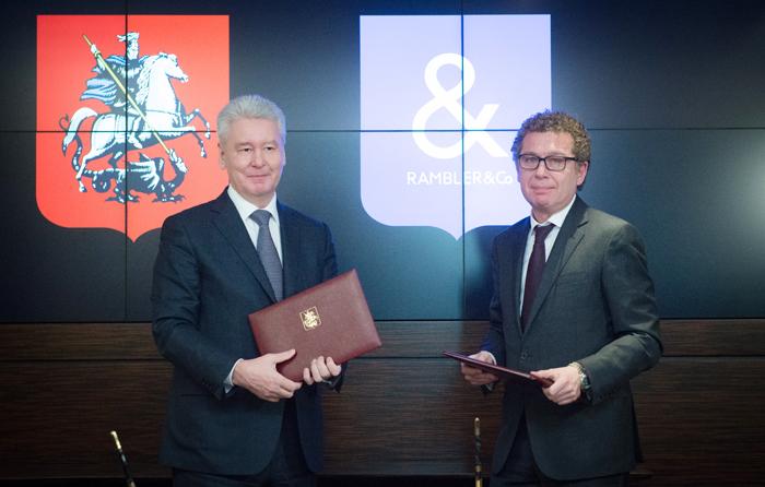 Сергей-Собянин-и-Александр-Мамут